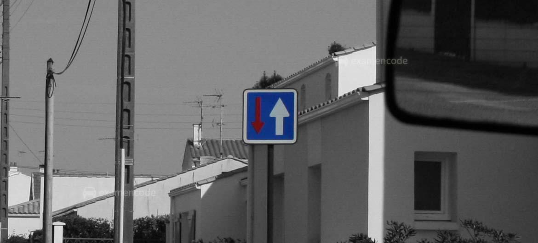 test code de la route s rie th matique panneaux de signalisation. Black Bedroom Furniture Sets. Home Design Ideas